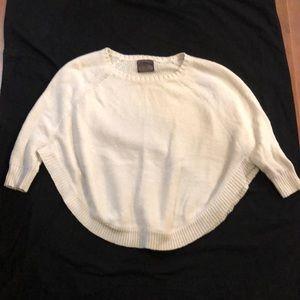 Guinevere poncho sweater L